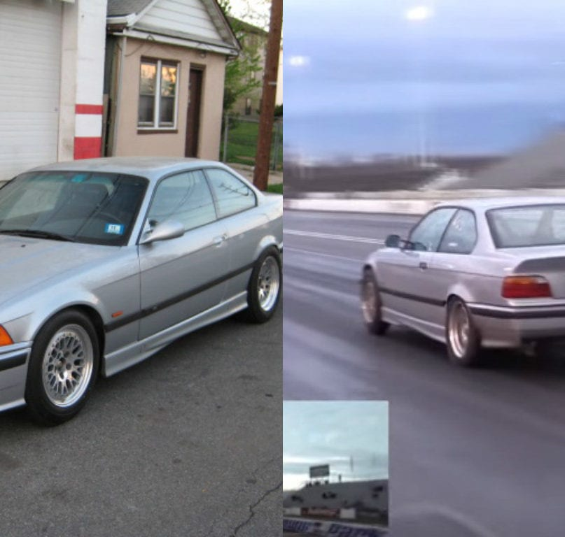 WATCH: Undercover M3 is Actually 1000HP Track Monster