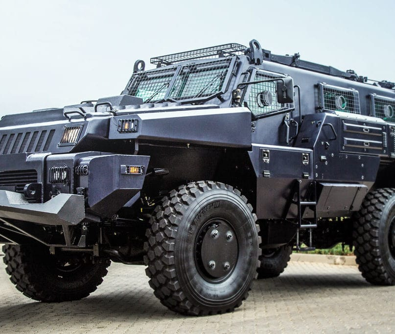 Meet The Indestructible Car You'll Need During The Zombie Apocalypse