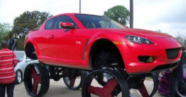 10 Horrific Car Mods That Will Offend Your Eyeballs