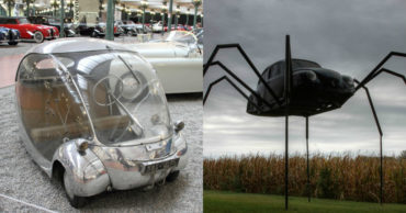 Top 10 Weirdest Cars Ever Made