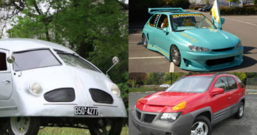 10 Awful Cars That Should Be Destroyed With Fire