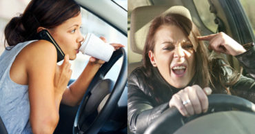 Five Most Annoying Types Of Drivers You Find On The Road