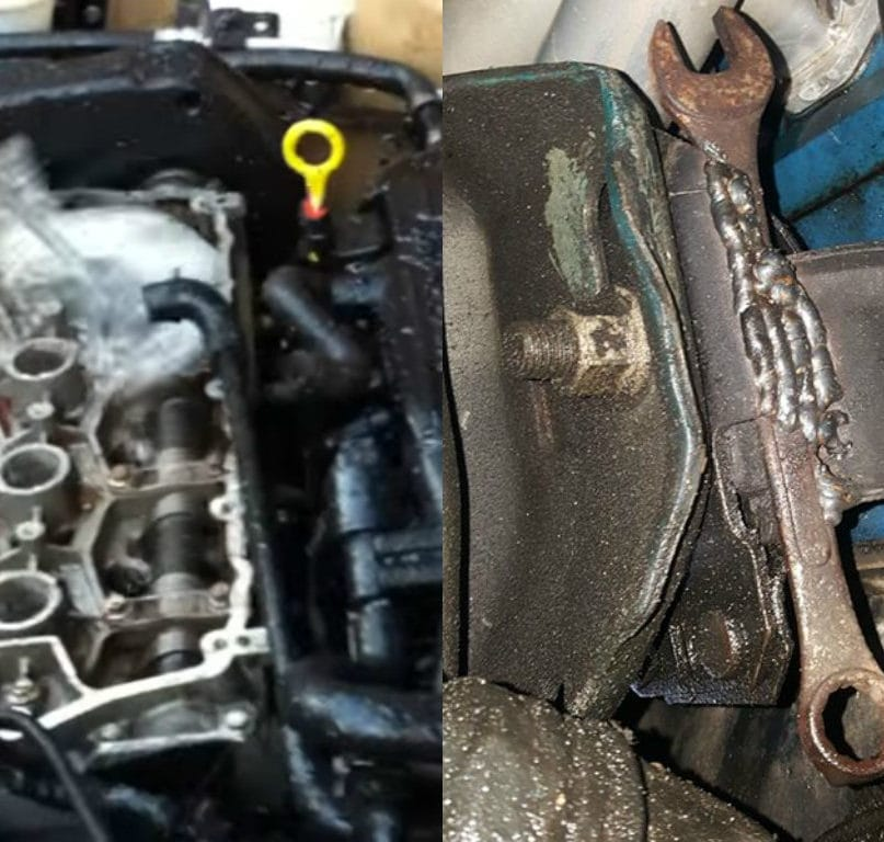 Six Craziest Stories Of DIY Mechanics Gone Wrong