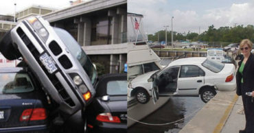10 Terribly Parked Cars That Will Make You Question Humanity