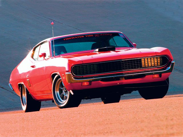 Top Five Most Underrated Muscle Cars Ever Made