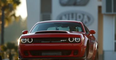 Dodge Unveils The Soul-Reaping Demon That's Banned From The Track