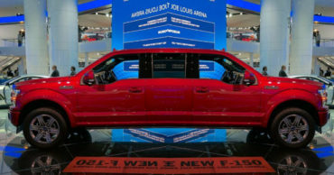 Ford Introduces Double-Ended F-150 For Idiots Who Can't Reverse