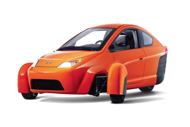 20 Cars with Wacky Wheel Configurations