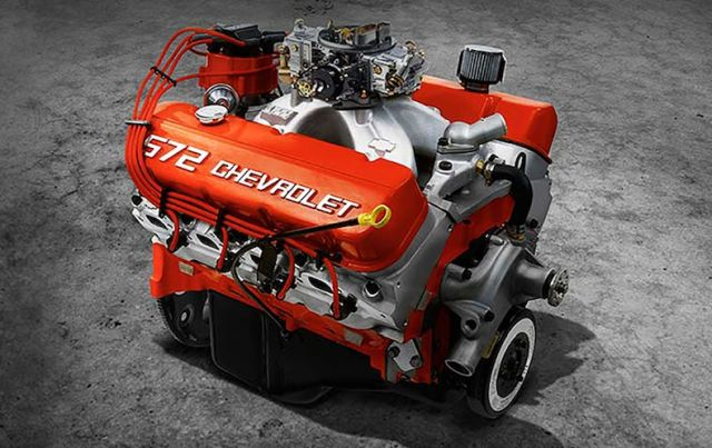10 Most Powerful Chevy Crate Engines That Gm Ever Approved To Sell To The Public