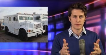 Robber Explains How He Stole $400,000 From This Armored Truck