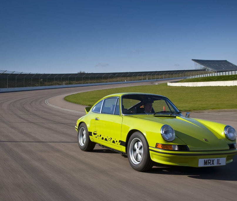 WATCH: How To DESTROY The Track In The Porsche 911 2.7 RS