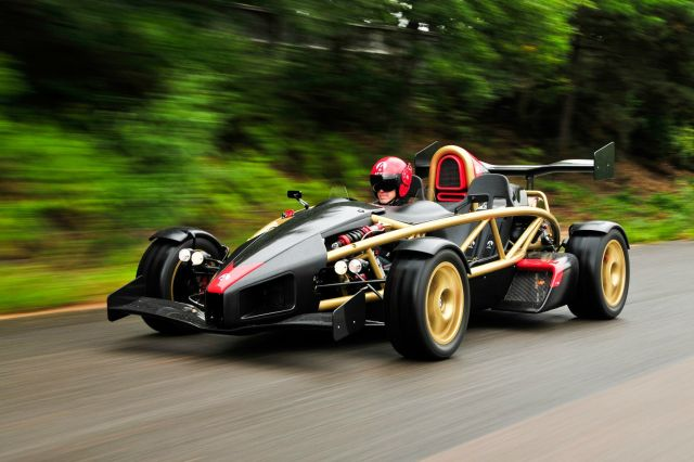 13 Vehicles That Go From 0 to 60 in Under 2.5 Seconds
