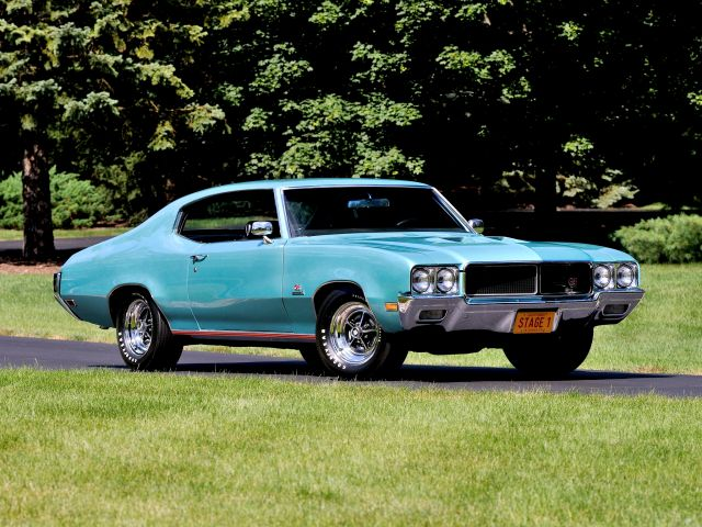 Superb The Buick GS 455 Is A Special, Interesting Car In Muscle Car Mythology. As  You Might Know, Buick Was A Luxury Car Brand And As Such Wasnu0027t Interested  In The ...