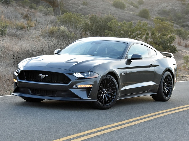 20 best ford mustangs from every generation 1964 201717 ford mustang gt 5 0 (2018)