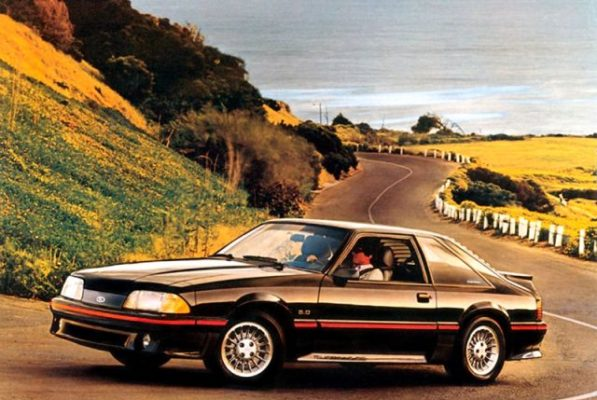 20 Best Ford Mustangs From Every Generation 1964-2017