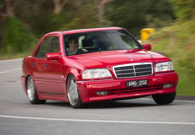 20 Best AMG-Tuned Mercedes-Benz Cars Ever Made
