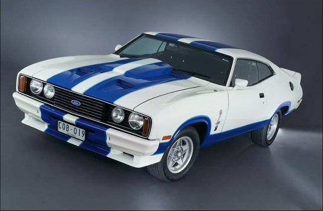 Performance From Down Under – 15 Crazy Australian Muscle Cars