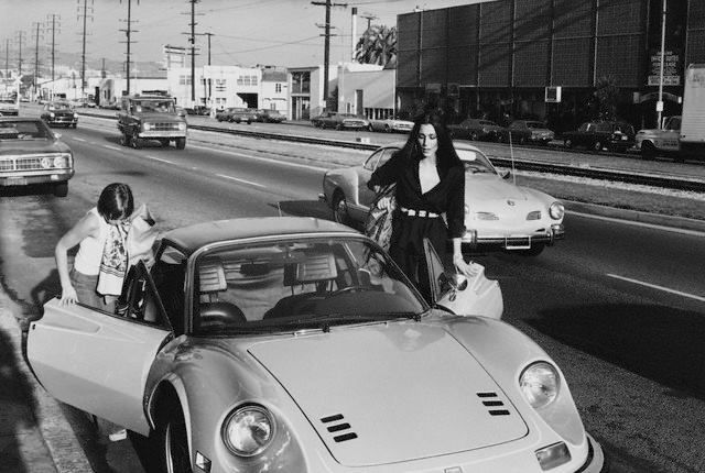 Cars and Guitars: Rock Stars with Impeccable Taste for Cool Machines