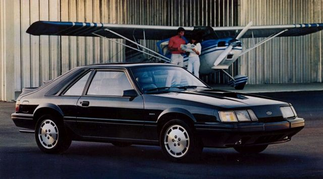 Generation X: Top 20 American Muscle Cars Of The 1980s