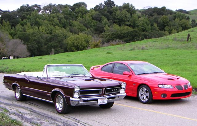 The Legendary Pontiac GTO: The Car That Started It All