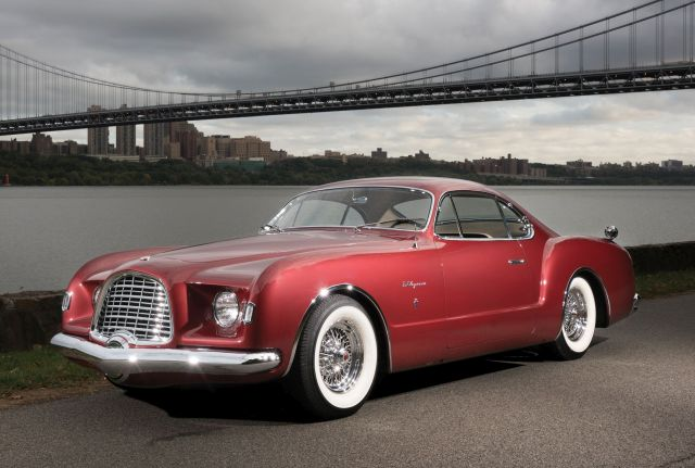 20 American Luxury Coupes From the '50s Every Man Wanted