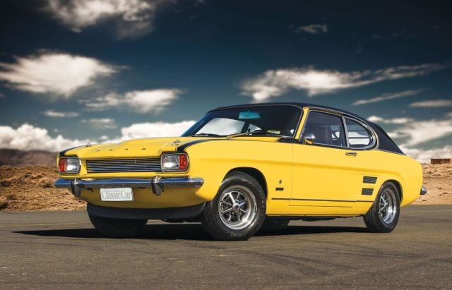 Top 20 Non-American Muscle Cars