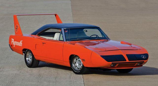 20 Muscle Cars That Belong In Any Auto Fan's Dream Garage