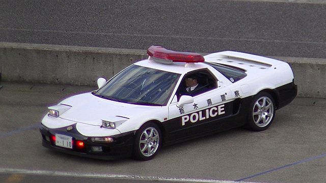 Law & Order on Wheels: 20 Coolest Police Cars in the World