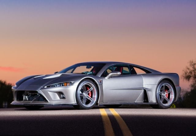 Uncle Sam's Supercars – 20 Best American Exotic Machines
