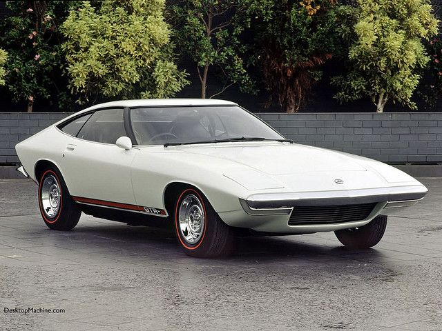 20 Most Fascinating Muscle Car Concepts You Would Want to Drive