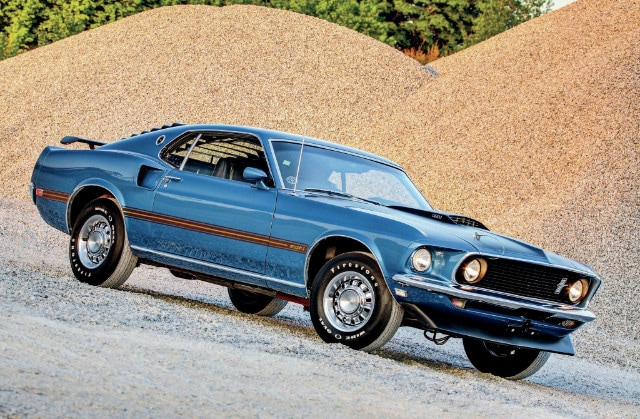 50 Respected Muscle Cars From The 1960s