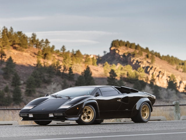 50 Iconic Supercars Of The Automotive World