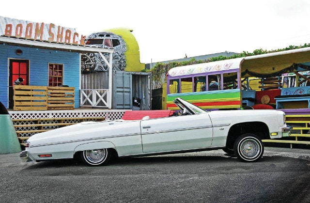 Over the Top: Cars of Famous Rap and Hip Hop Artists