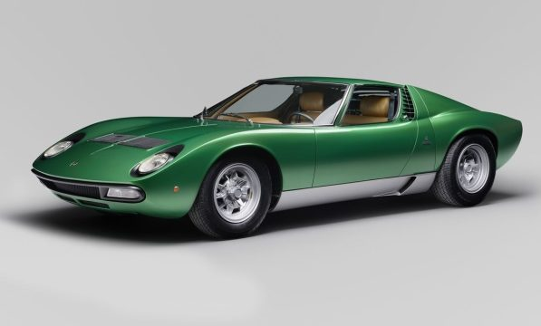 30 V12-Engine-Cars Which Created The Automotive History