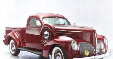 Top 20 Classic American Pickup Trucks