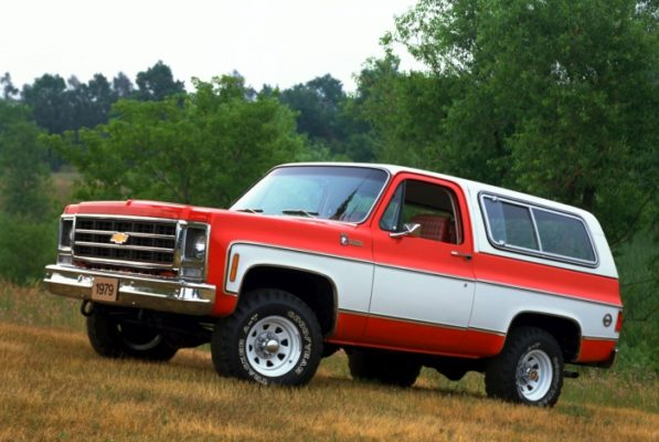 Classic SUVs Which Could Become Collector`s Cars Very Soon