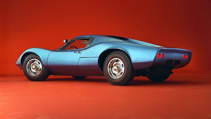 20 Interesting Sports Car Concepts Detroit Never Produced