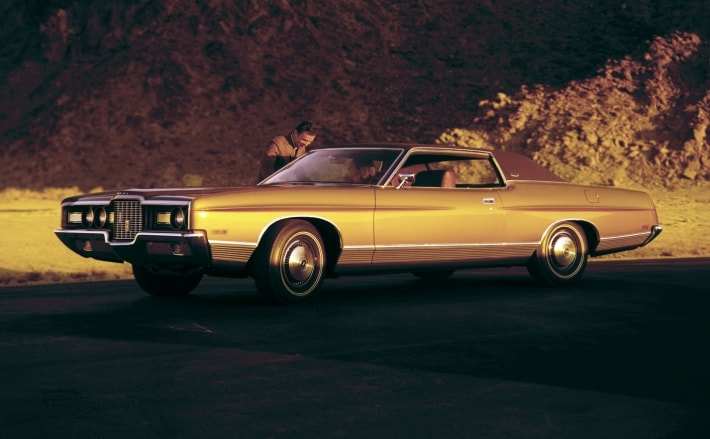20 of the Greatest Hits and Most Memorable Classic Cars of Ford, Lincoln and Mercury