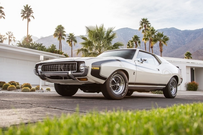 Top 16 Muscle Cars Produced By AMC