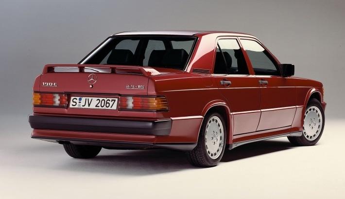 Top Old-School German Performance Sedans