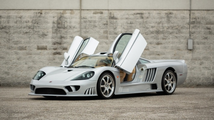 20 Famous Supercars With Muscle Car V8 Engines