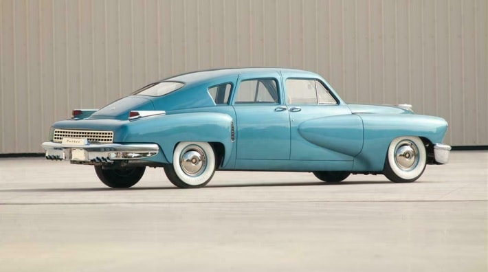 17 Forward-Thinking American Automobiles