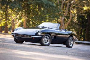 Most Beautiful And Sought-After Italian Sports Cars With American V8 Under the Hood