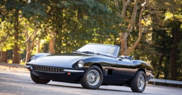 15 Italian Sports Cars With American V8 Engines