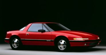 17 Odd Production Cars From The 1980s