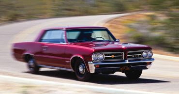 20 Legendary Muscle Cars From Pontiac