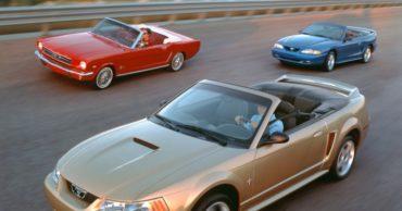 Milestones In Horsepower: 20 History-Making Ford Mustangs