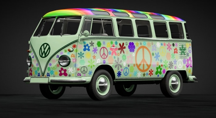 Summer Of Love: Remembering The Classic Hippie Cars