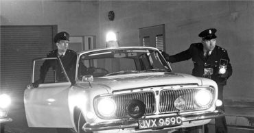 25 Intriguing Classic Police Cars