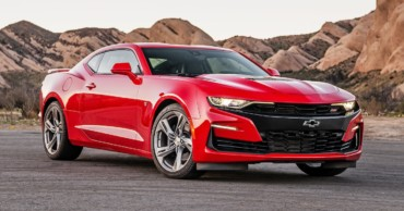 The Camaro: Chronicling 50 Years Of Chevy's Automotive Icon